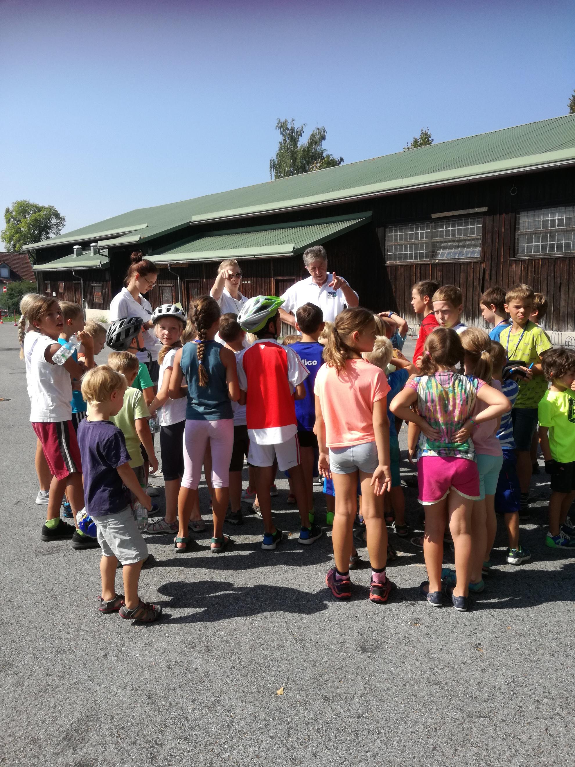Verkehrswacht beteiligt sich an Ferienprogrammen