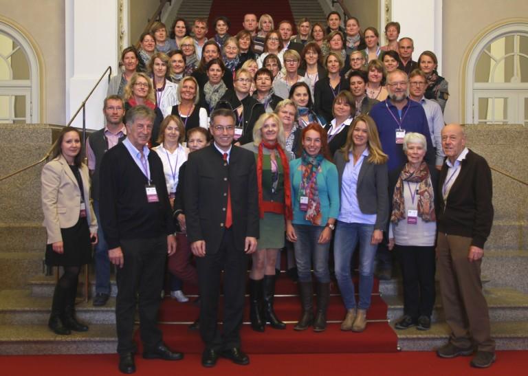 Ausflug zum Bayerischen Landtag